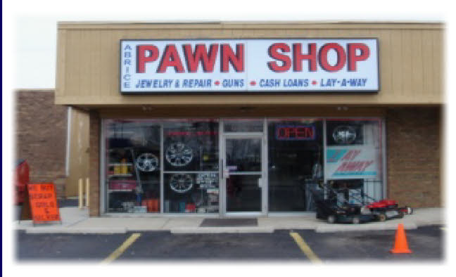 Online pawn shop